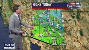 Noon Weather Forecast - 1/22/21