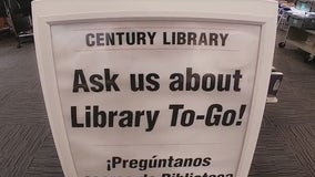 Curbside libraries becoming more popular during the pandemic