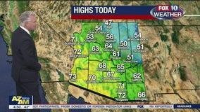 Morning Weather Forecast - 1/13/21