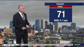 Morning Weather Forecast - 1/8/21