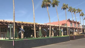 Contractor helps Downtown Chandler business survive COVID-19 by building outdoor patios