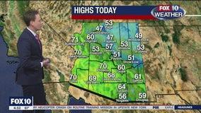 Morning Weather Forecast - 1/21/21