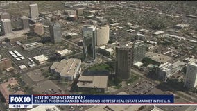 Phoenix ranked as one of the country's hottest real estate markets