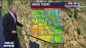 Noon Weather Forecast - 1/15/21
