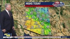 Morning Weather Forecast - 1/14/21