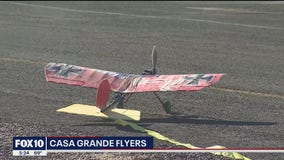 Air field south of the Valley gives people a chance to fly a plane, in a sense