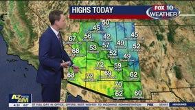 Morning Weather Forecast - 1/20/21