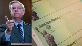 Lindsey Graham backs Trump over McConnell on $2,000 checks