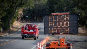 2 dead as winter storm barrels through California