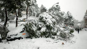 Blizzard kills 4 in Spain, bringing country to standstill