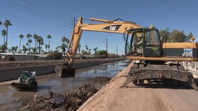A trash-filled treasure hunt for crews cleaning the Valley system