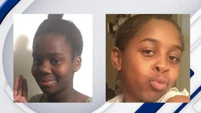 Mesa PD locate two missing girls