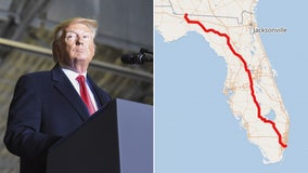 Florida lawmaker wants to rename state highway after Trump