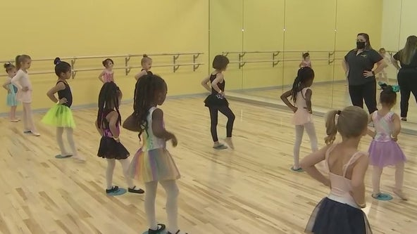 Giving back: Dance studio makes big donation to Phoenix Children's Hospital