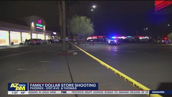 Man shot in Phoenix rushed to hospital in critical condition