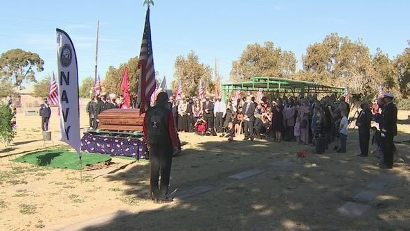 Arizona man killed during Pearl Harbor attack finally laid to rest