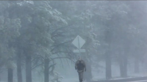 Northern Arizona braces for big winter snowstorm
