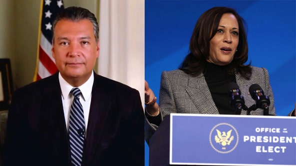 Newsom appoints Alex Padilla to U.S. Senate as replacement for Kamala Harris