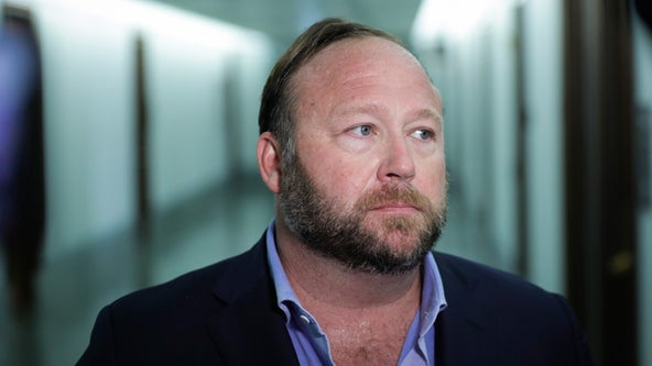 "Sandy Hook parent ""looks forward"" to facing Alex Jones in court"