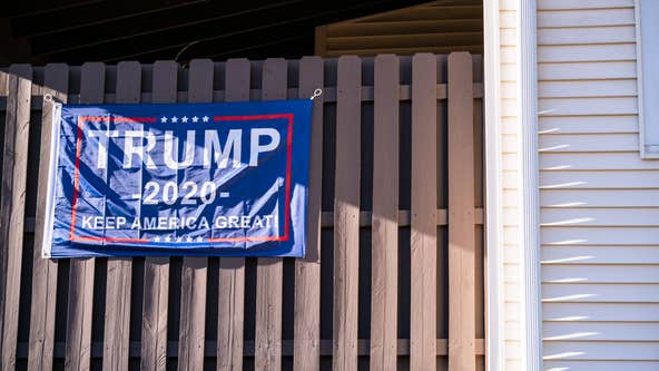 PD: Prescott Valley woman told by men claiming to officers to take down 'offensive' Trump flag