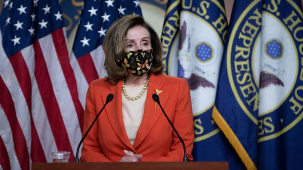 Pelosi praises National Guard presence in DC after resisting troops during BLM riots