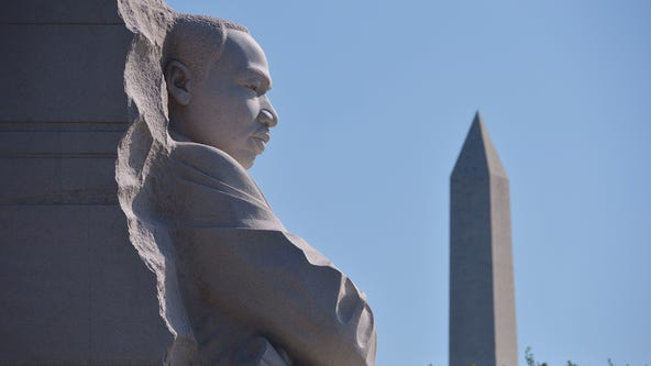 Martin Luther King Jr. Memorial to mark 10 years this summer