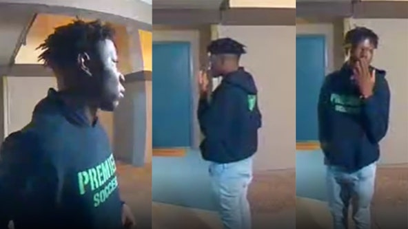 Mesa Police looking for suspect in home invasion and attempted sexual assault