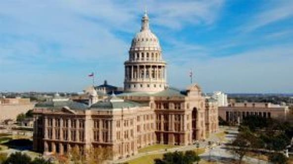 Protesters show up at Texas State Capitol despite closure