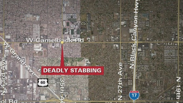 Phoenix Police investigating deadly stabbing