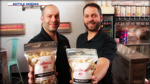 From food truck beginnings, Arizona brothers grows popcorn business while helping local communities