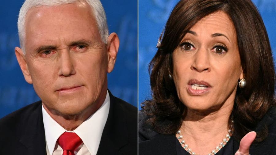 Vice President Mike Pence offers congratulations in call to VP-elect Kamala Harris