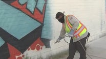 Graffiti Busters remove graffiti in Phoenix for free
