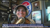 Catching up with KNIX's Brooke Hoover - 2/26/21