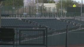 MLB players beginning to report to Arizona spring training facilities
