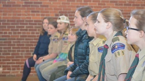 Minnesota girls among first female class of Eagle Scouts to be recognized Sunday