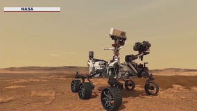 Arizona State University team celebrates Perseverance rover landing