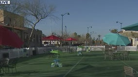 al Fresco off Main: Live music, food, and a place to gather, right in the middle of downtown Mesa