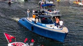 Tom Brady's yacht built to be a 'Rolls Royce on water'