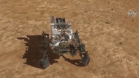 Scottsdale company played role in historic Mars rover landing