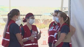 As she works to become a nurse, Arizona woman gets chance to help others during pandemic