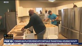 Former MLB players renovate Scottsdale homeless shelter