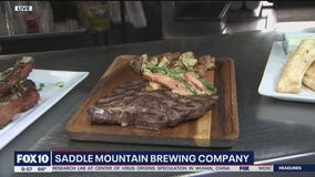 Taste of the Town: Saddle Mountain Brewing Company