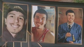 Loved ones mourn the loss of 24-year-old Peoria man after man's alleged crime spree