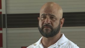 Man meets Buckeye Fire crew who saved his life during major heart attack