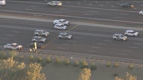DPS: 1 dead in crash along I-10 near I-17 Split in Phoenix