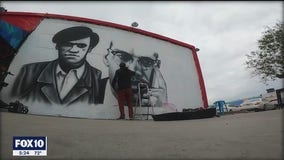 Valley artists mark Black History Month with 28 murals