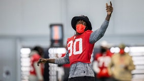 Injury report: Chiefs, Bucs relatively healthy heading into Super Bowl