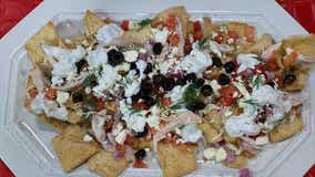 The perfect Super Bowl appetizer: Greek Nachos