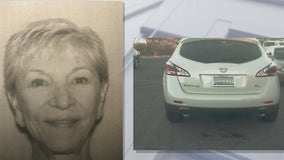 Woman, 87, found safe in Arizona while traveling from Nevada to Texas