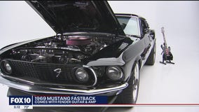 1969 Mustang Fastback to be sold at Barrett-Jackson car Auction